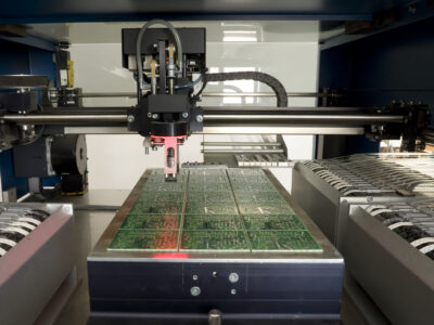 Production of  Circuit Board